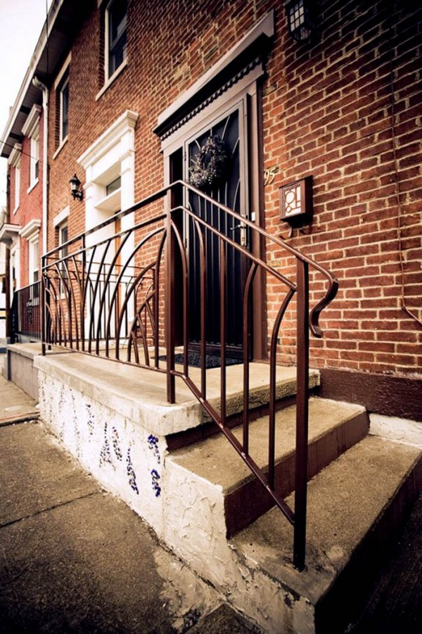 southside-step-wrought-Iron-rails